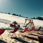 sciatore primavera