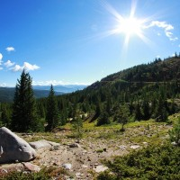 montagna estate